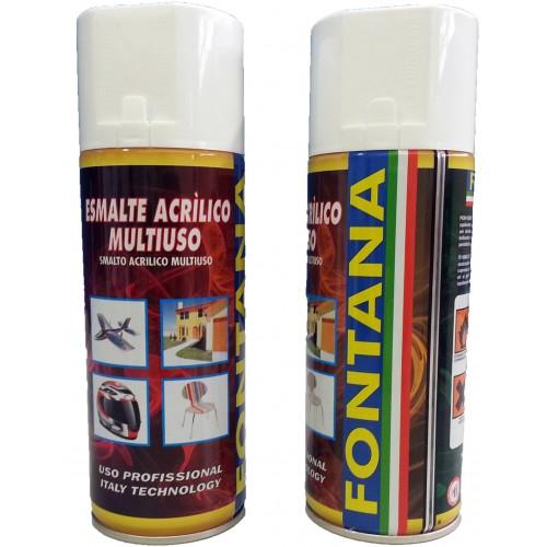 Tinta spray metalizada 400 ml tinta spray fontana spray - Spray pintura metalizada ...