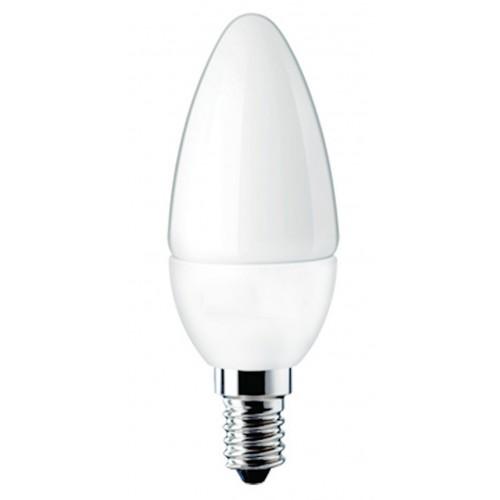 Lampada led 4w e14 vela 350 lumens for Lampada led e14