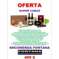 CABAZ DE NATAL FERRAMENTA FONTANA