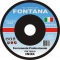 DISCO ABRASIVO CORTE INOX 115 X 1.0 COMPRA 150 LEVA 200