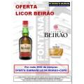 OFERTA LICOR BEIRAO + COPO